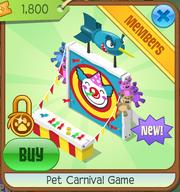 Pet Carnival Game