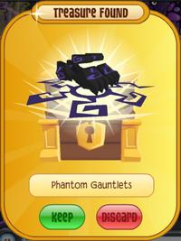 Phantom-Gauntlets