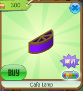Cafe lamp 7