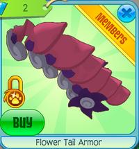 FlowerTailArmorB
