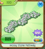 Mossy Stone Pathway 1