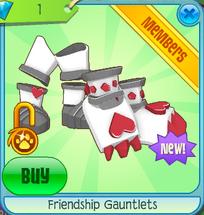 FriendshipGauntlets