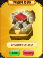 Sir Gilbert's Ottoman