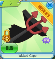 Wicked Cape