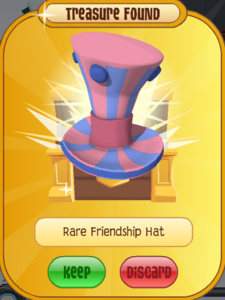 Special-Delivery-Prize 45-M Rare-Friendship-Hat