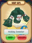 Holiday Sweater 1