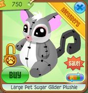 Large-Pet-Sugar-Glider-Plushie-1