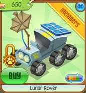 Lunar-Rover Yellow Shop