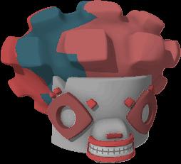 ClownMask8