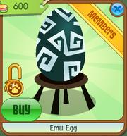 Emu egg00