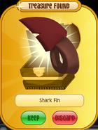 Meet-Cosmo Raccoon Shark-Fin Red