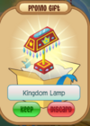 Kingdom lamp