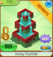 Mossy Fountain2