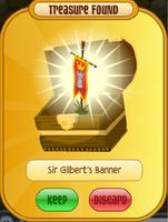 Sir Gilbert's Banner