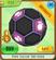 Soccer ball mask