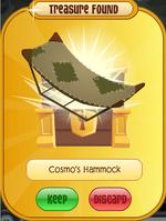Cosmo's Hammock
