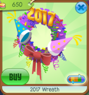 2017 Wreath