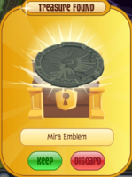 Mira Emblem