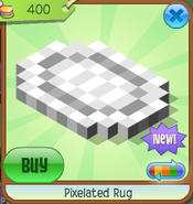 Pixelated rug 5