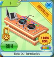 Epic-DJ-Turntables-Orange