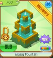 Mossy Fountain4