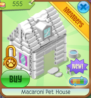 Macaroni pet house3
