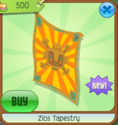Zios Tapestry