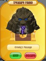 Greely's Passage