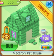 Macaroni pet house7