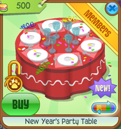 New-Years-Shop New-Years-Party-Table Red