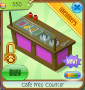 Cafe Prep Counter - Pink (5)