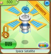 Shop Space-Satellite Blue