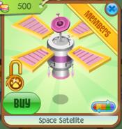Shop Space-Satellite Pink
