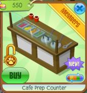 Cafe Prep Counter - White (7)