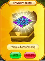 FortressFootprintRug