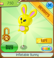 Inflatable Bunny5