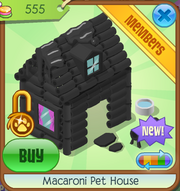 Macaroni pet house2