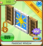 Shop Pixelated-Window Brown