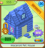 Macaroni pet house5
