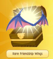 Rare Friendship Wings