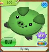 PigRug Green(3)