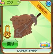 Shop Spartan-Armor Orange