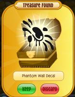 Phantom Wall Decal