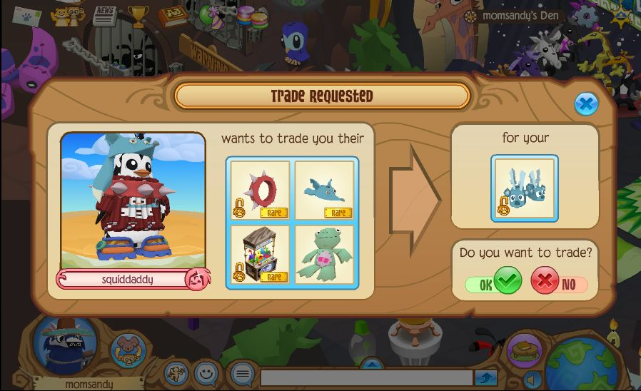 Image animal jam item worth wiki - Animaljam wiki ...