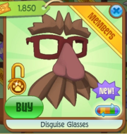 Disguise Glasses4