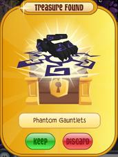 Phantom Gauntlets