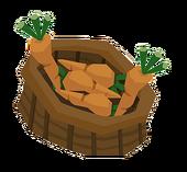 Carrotbaskettransparent
