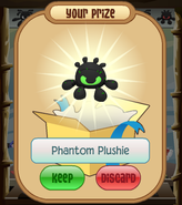The-Claw Phantom-Plushie Green