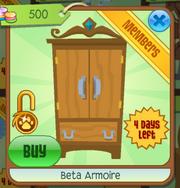 Beta Armoire