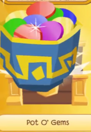 Pot O' Gems
